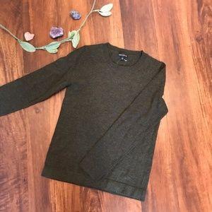 NWT J. Crew Mercantile   Dark Green Sweater